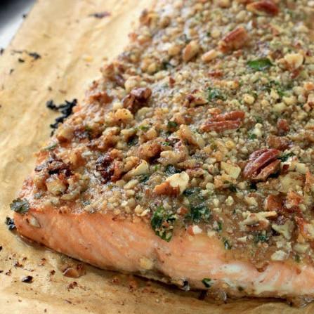 pecan-crusted-salmon-dijon